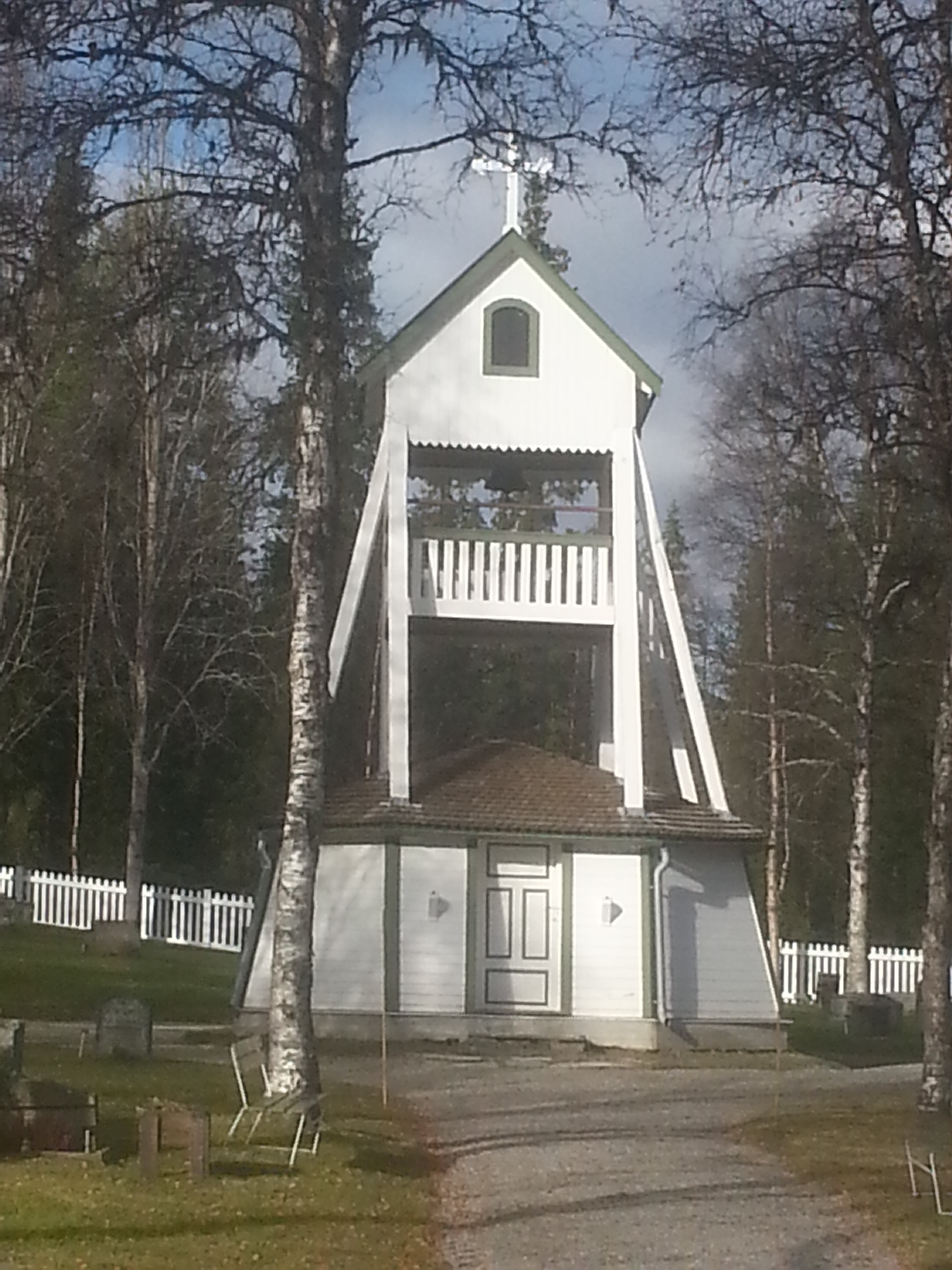 En liten kirke ja